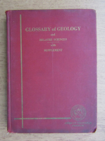 Anticariat: J. V. Howell - Glossary of geology and related sciences with supplement