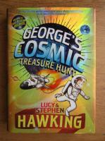 Lucy Hawking, Stephen W. Hawking - George's cosmic treasure hunt