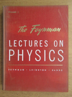 Richard P. Feynman - The Feynman lectures on physics