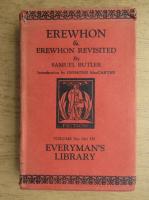 Samuel Butler - Erewhon and Erewhon revisited (1932)