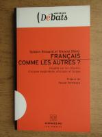 Anticariat: Sylvain Brouard - Francais comme les autres?