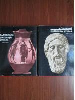 Anticariat: A. Bonnard - Civilizatia greaca (volumele 1, 2)