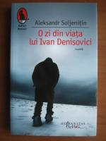 Anticariat: Aleksandr Soljenitin - O zi din viata lui Ivan Denisovici