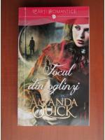 Anticariat: Amanda Quick - Focul din oglinzi