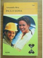 Anticariat: Amanda Roy - Inca o sansa