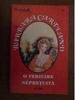 Barbara Cartland - O fericire nepretuita