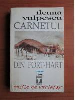 Anticariat: Ileana Vulpescu - Carnetul din port-hart
