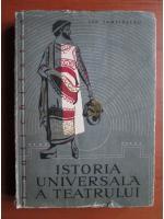 Anticariat: Ion Zamfirescu - Istoria universala a teatrului (volumul 1)
