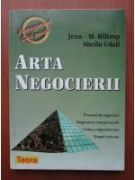 Anticariat: Jean M. Hiltrop - Arta negocierii