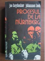 Anticariat: Joe Heydecker - Procesul de la Nurnberg