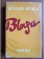 Anticariat: Lucian Blaga - Opere, volumul 5 (Teatru)