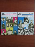 Anticariat: Nicolae Iorga - Istoria romanilor pentru poporul romanesc (2 volume)