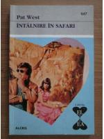 Pat West - Intalnire in safari
