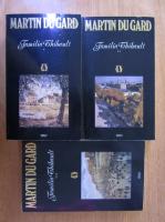 Anticariat: Roger Martin Du Gard - Familia Thibault (3 volume)