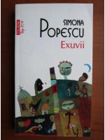 Anticariat: Simona Popescu - Exuvii