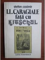 Stefan Cazimir - I. L. Caragiale fata cu kitschul