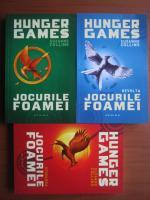 Suzanne Collins - Jocurile foamei (3 volume)