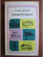 Anticariat: Tudor Arghezi - Poeme in proza