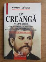 Anticariat: Constanta Barboi - Ion Creanga. Pagini alese