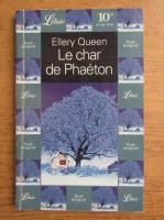 Ellery Queen - Le char de Phaeton