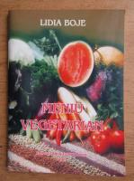 Anticariat: Lidia Boje - Meniu vegetarian
