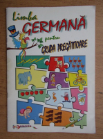 Limba germana pentru grupa pregatitoare