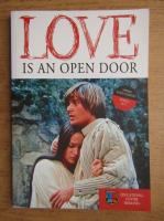 Anticariat: Love is an open door