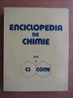 Anticariat: Maria Elena Ceausescu - Enciclopedia de chimie (volumul 3)