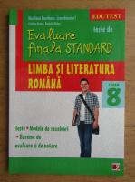 Anticariat: Marilena Pavelescu - Teste de evaluare finala standard. Clasa a VIII-a. Limba si literatura romana