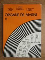 Anticariat: Mihai Gafitanu - Organe de masini (volumul 2)