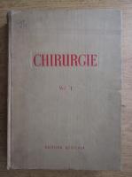 Anticariat: Nicolae Hortolomei, Ion Turai - Chirurgie (volumul 1)