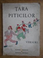 Tudor Arghezi - Tara piticilor (1947)