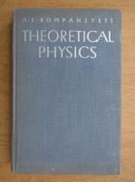 A. S. Kompaneyets - Theoretical physics