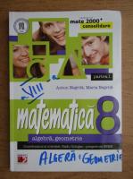 Anton Negrila, Maria Negrila - Matematica. Algebra, geometrie, clasa a VIII-a, partea I