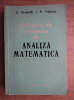 C. Cosnita - Culegere de probleme de analiza matematica