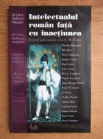 Anticariat: Intelectualul roman fata cu inactiunea