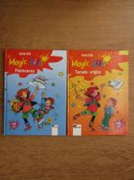 Knister - Magic Lilli. Ptrecerea. Temele vrajite (2 volume)