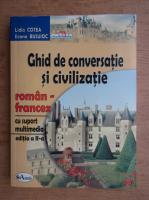 Lidia Cotea - Ghid de conversatie roman-francez (fara CD)