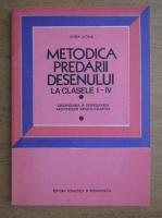 Anticariat: Maria Ilioaia - Metodica predarii desenului la clasele I-IV