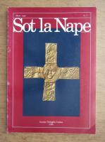 Anticariat: Revista Sot la Nape, anul XLII, nr. 1, martie 1990