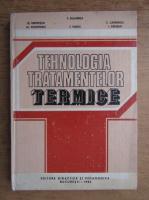 T. Dulamita - Tehnologia tratamentelor termice