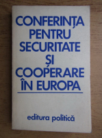 Anticariat: Conferinta pentru securitate si cooperare in Europa