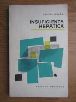 Anticariat: Gh. Galea - Insuficienta hepatica