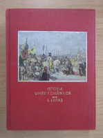 I. Lupas - Istoria unirii romanilor (1937)
