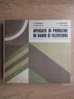Ioan Constantin - Aplicatii si probleme de radio si televiziune