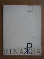 Anticariat: Sinapsa, nr. 1, 2007