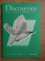 Anticariat: Steve Elsworth - Discoveries. Activity book 2