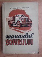 Anticariat: V. I. Gruzinov - Manualul soferului