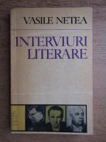 Anticariat: Vasile Netea - Interviuri literare