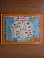 Anticariat: Atlas geografic al lumii. Carte cu puzzle